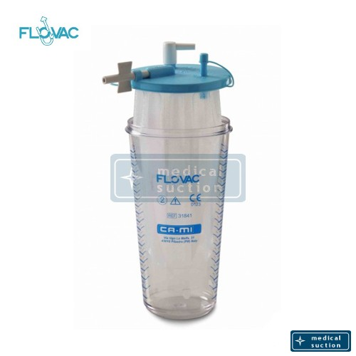 FLOVAC® Collection Jar with Disposable Liner (3L)