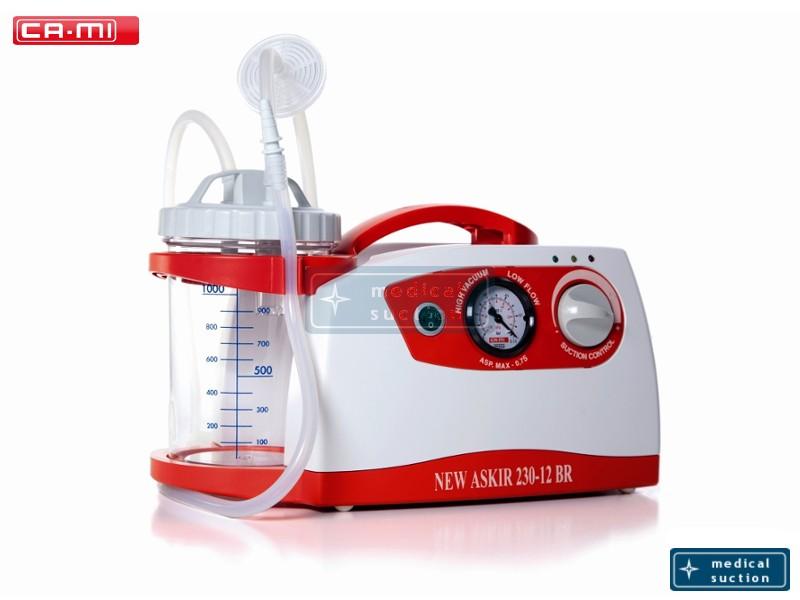 Portable Suction Unit Askir230 12 BR