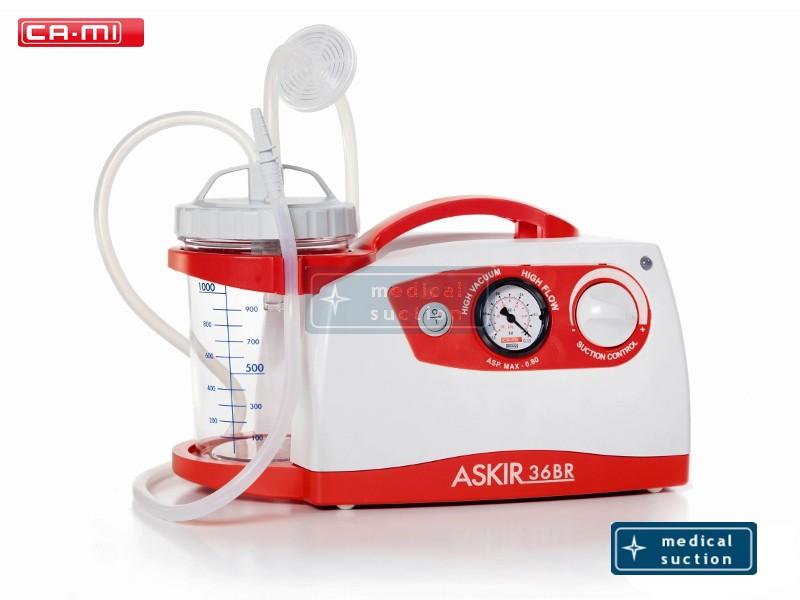 Portable Suction Unit Askir36 BR