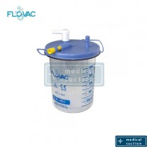 FLOVAC® Collection Jar with Disposable Liner (1L)