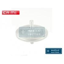 2 Antibacterial Filters for Suction Unit Aspiret/Askir30/Askir230