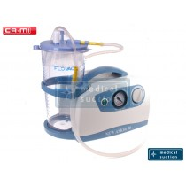 Suction Unit Askir30 with FLOVAC®  Disposable Liners 2L