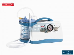 Suction Unit Askir30 Proximity with FLOVAC®  Disposable Liners