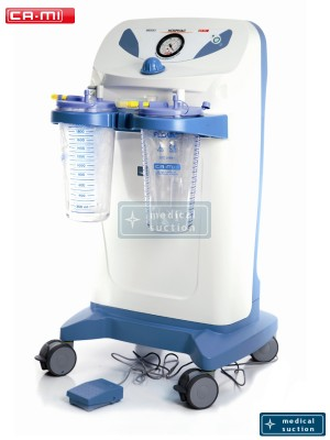 Suction Unit Hospivac350 FS with FLOVAC®  Disposable Liners